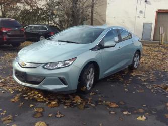 2018 Chevrolet Volt LT Electric